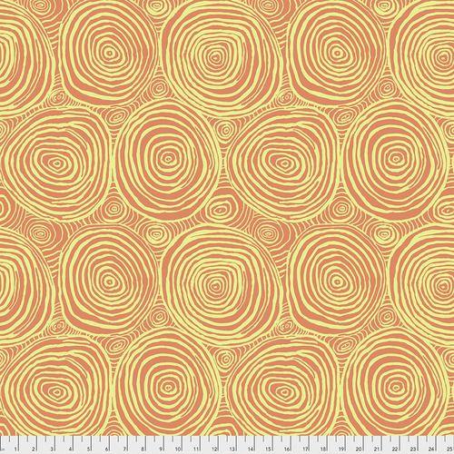 Kaffe Fassett Collective - Brandon Mably - Onion Rings - PWBM070 MELON
