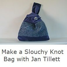 jan tillett knot bag