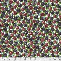 Snow Leopard Designs - Blackberries - PWSL077 Natural