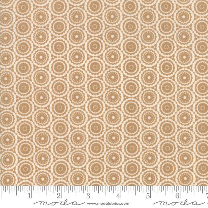 Moda - Stiletto - Caramel - No. 30616 19 (Gold) - £7.50