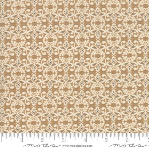Moda - Stiletto - Caramel - No. 30615 22 (Gold) - £7.50