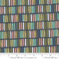 Moda - Goldenrod - Paintbrush - No. 360520-12 (Navy)