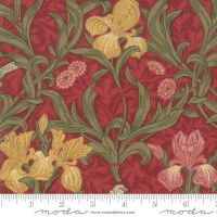 Moda - May Morris Studio - Crimson - No. 7340 13 (Red)