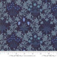 Moda - May Morris Studio - Indigo - No. 7341 16 (Dark Blue)
