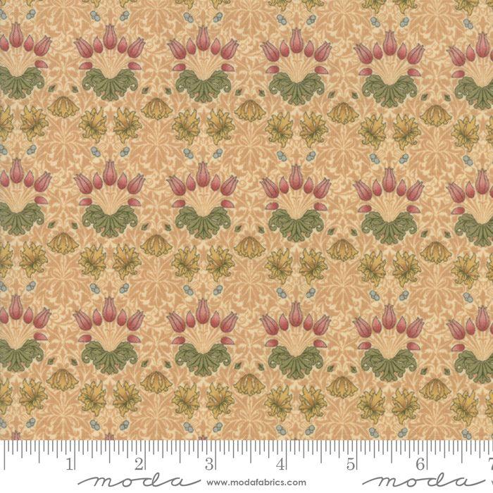 Moda - May Morris Studio - Cream - No. 7342 11 (Natural)