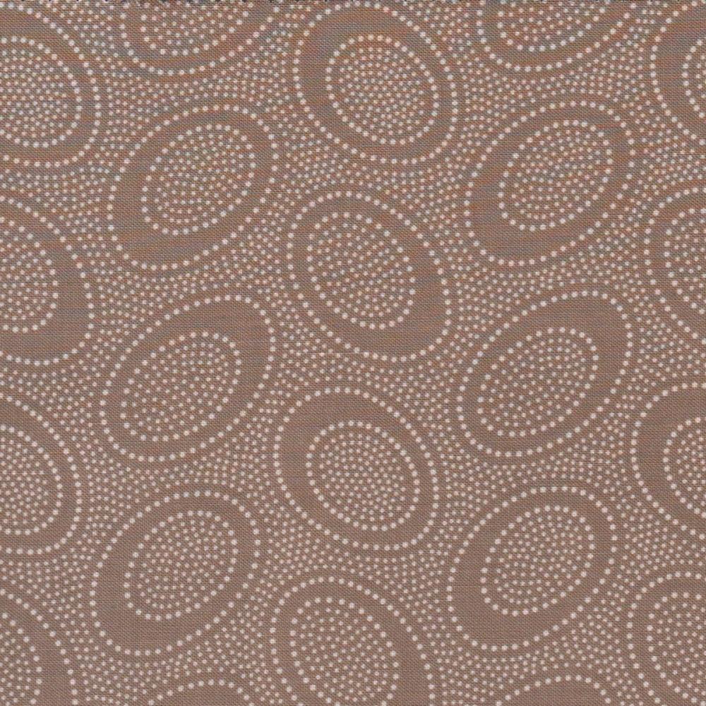 Kaffe Fassett Collective - Kaffe Fassett - Aboriginal Dot - GP71 TAUPE