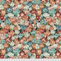 Snow Leopard Designs - Crocuses - PWSL081 Mint