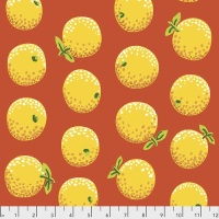 Oranges - Yellow - PWGP177.YELLOW - Kaffe Fassett Collective