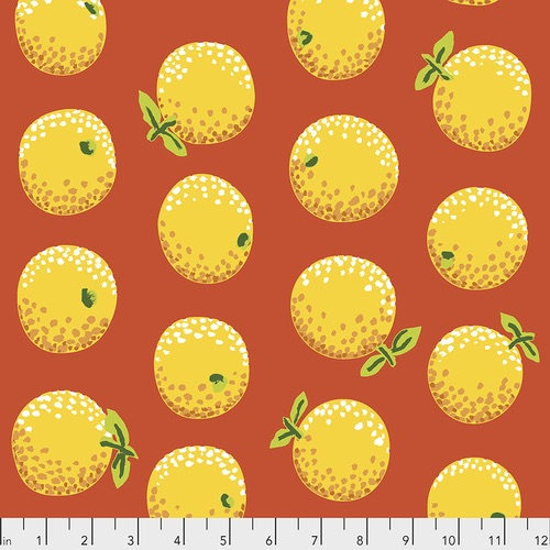 Kaffe Fassett Collective - Kaffe Fassett - Oranges - PWGP177.YELLOW