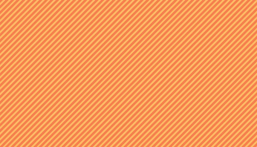 Makower - Sweet Shoppe Too - Candy Stripe - Sherbert - 2/9236O2