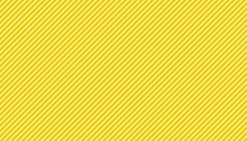 Makower - Sweet Shoppe Too - Candy Stripe - Sunflower - 2/9236Y2