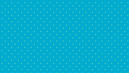 Makower - Sweet Shoppe Too - Candy Dot - Teal - 2/9235T1
