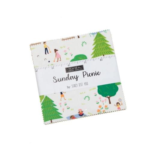 Moda - Sunday Picnic - Charm Pack