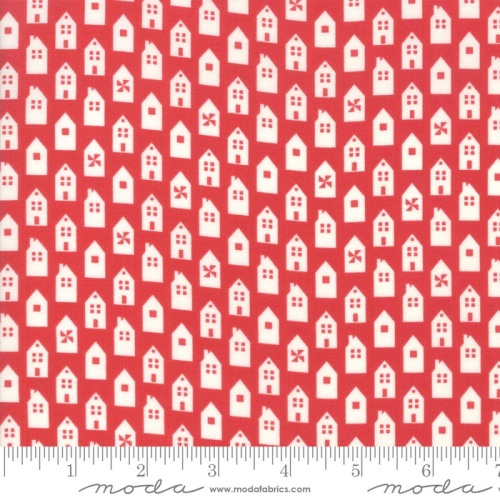 Moda - At Home - Homebody - 55202 11 (Red)