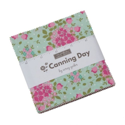 Moda - Canning Day - Charm Pack