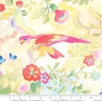 Moda - Flights Of Fancy - Fluttering Fantasy - 33460 12 (White)