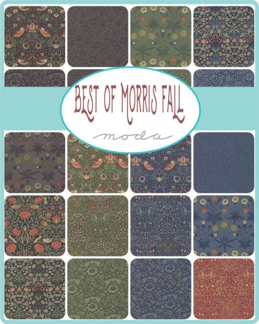 NEW IN! Best of Morris Fall: Complete Collection
