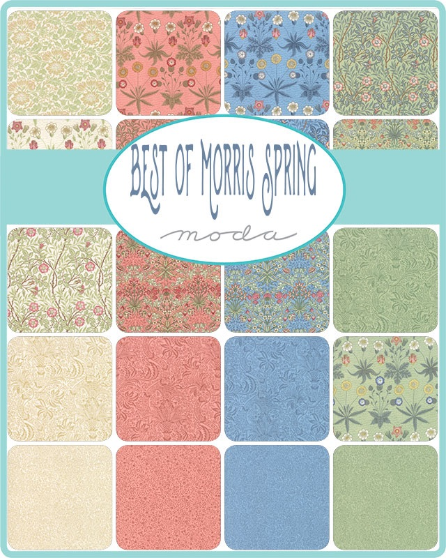 NEW IN! Best of Morris Spring: Complete Collection