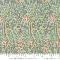 Moda - Best Of Morris Spring - Sweet Briar 1912 - 33494 13 (Sage)