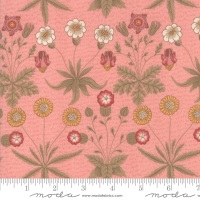 Moda - Best Of Morris Spring - Daisy 1865 to 1875 - 33493 12 (Rose)
