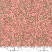 Moda - Best Of Morris Spring - Sweet Briar 1912 - 33494 12 (Rose)