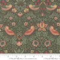 Moda - Best Of Morris Fall - Strawberry Thief 1883 - 33490 19 (Pine)