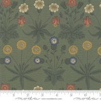 Moda - Best Of Morris Fall - Daisy 1865 to 1875 - 33493 20 (Pine)