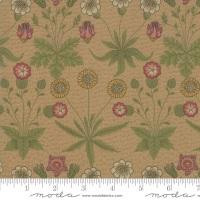 Moda - Best Of Morris Fall - Daisy 1865 to 1875 - 33493 22 (Tan)