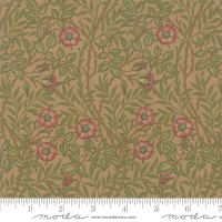 Moda - Best Of Morris Fall - Sweet Briar 1912 - 33494 18 (Tan)