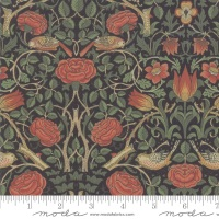 Moda - Best Of Morris Fall - Rose 1883 - 33495 13 (Ebony)