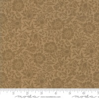 Moda - Best Of Morris Fall - Mallow 1879 - 33499 18 (Tan)