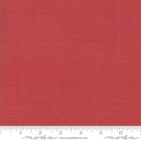 Moda - French Sashiko Prairie Cloth - 919 61 (Rouge)