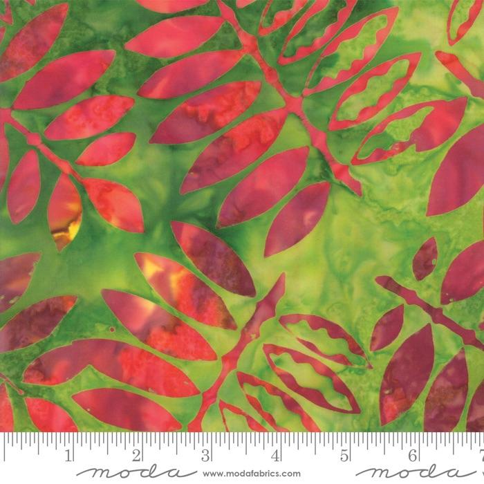 Moda - Santorini Batiks - No. 4355 30 (Leaf)
