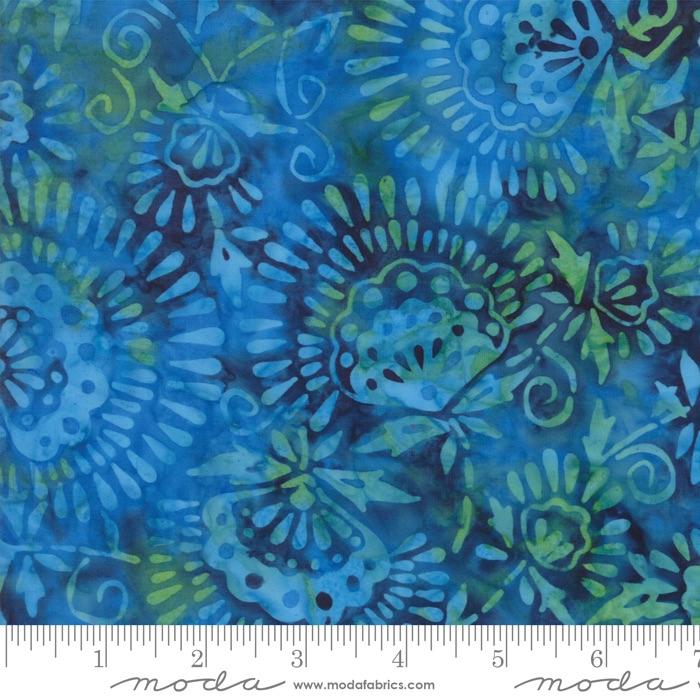 Moda - Santorini Batiks - No. 4355 18 (Rainbow)