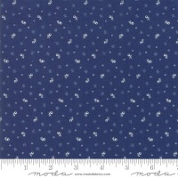 Moda - Indigo Gatherings - Pomegranate Flower No.1291-15 (Blue)
