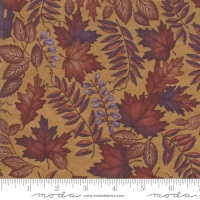 Moda - Country Charm - Northwoods Landscape Autumn Charm - No. 6791 14 (Sunflower)