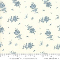 Moda - Northport - Floral Floating - No 14883 11 (Cream)
