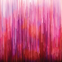Moda - Gradients - Digital Fragmented Stripe - No. 33362-11 (Pink/Red)