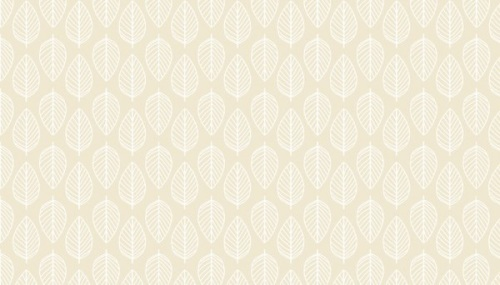 Makower - Essentials - Leaf - No. 1909/Q3 (Pearl)