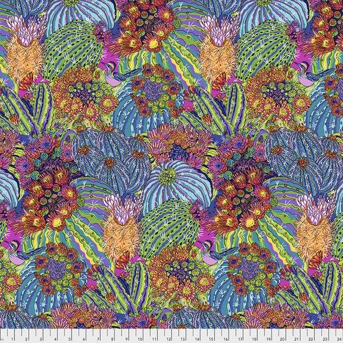 Free Spirit Fabrics - Barel Cacti - Multi - PWLT007.MULTI
