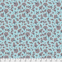 Free Spirit Fabrics - Winter Berries - Frost - PWOB031.FROST