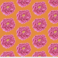 Kaffe Fassett - Backing fabric - Full Blown - Pink  - QBGP004.2PINK