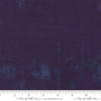 "Moda - Backing Fabric (108"" wide) - Grunge - Eggplant - No. 11108 245"