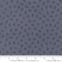 "Moda - Backing Fabric (108"" wide) - Compassion - Blue - No. 11128 17"