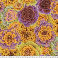 Kaffe Fassett Collective - Brassica - Orange - PWPJ051.ORANG