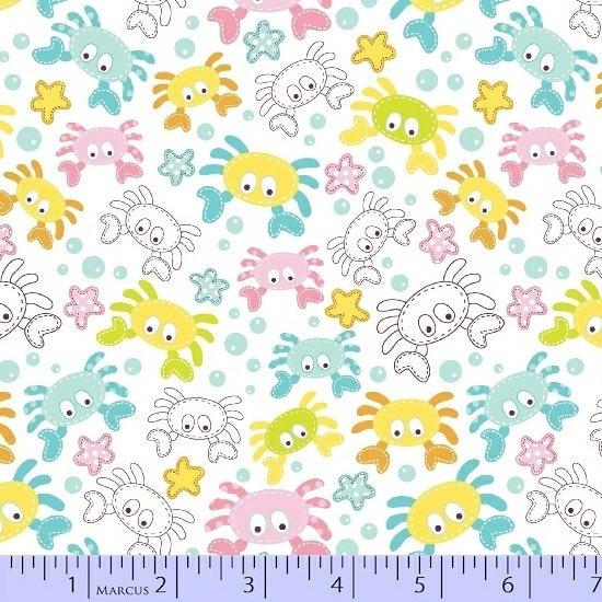 Marcus Fabrics - Magical Mermaid - R379662-0126