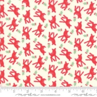 Moda - Deer Christmas - Oh Deer - No. 31164 11 (Peppermint)