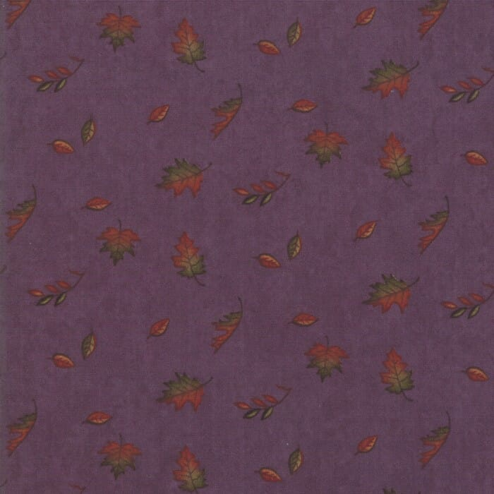 Moda - Country Charm - Northwoods Landscape Falling Leaves - No. 6793 11 (T