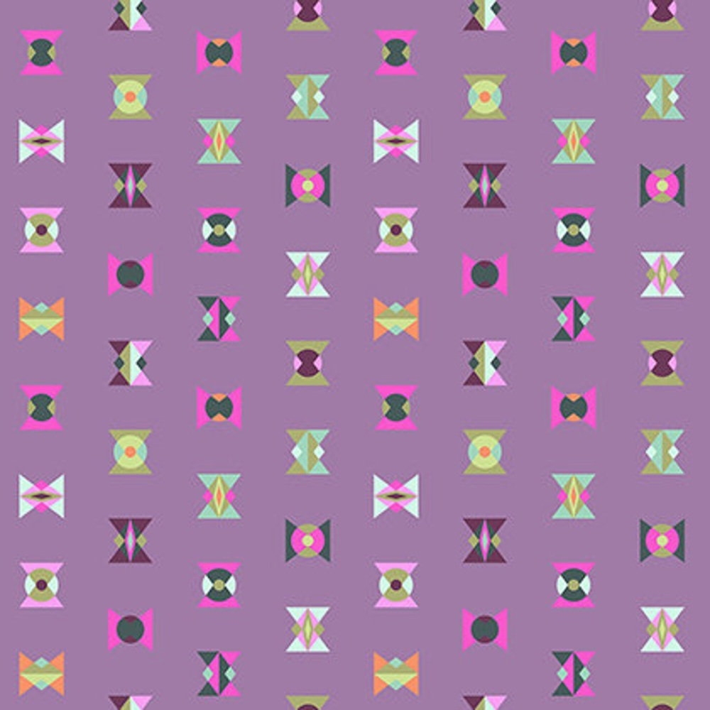 Tula Pink - Spirit Animal - Arrowheads - PWTP043.LUNAR