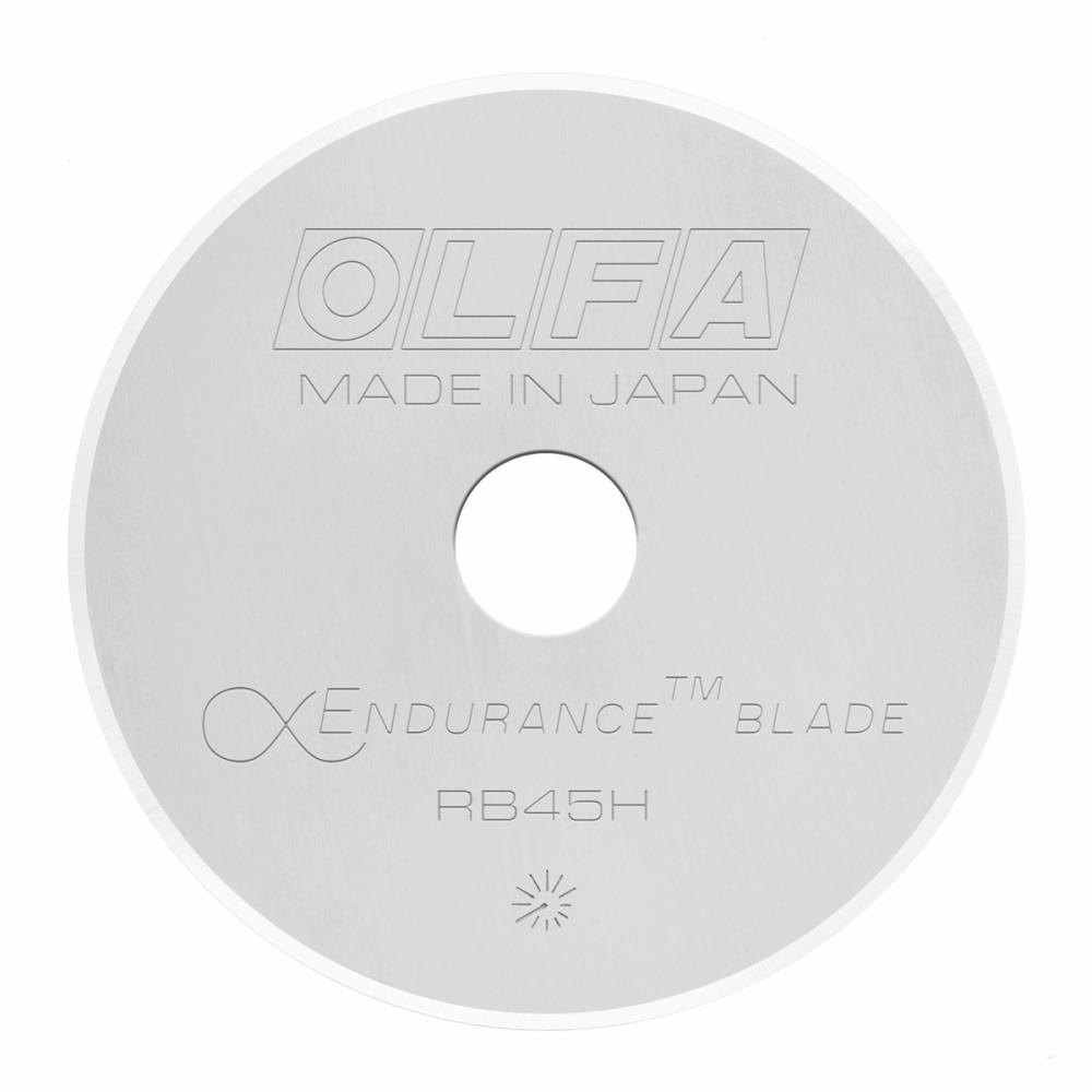 Rotary Cutter Blades - 45mm - Endurance